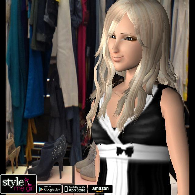 Style Me Girl Level 21 - Hollywood - Lyan Li