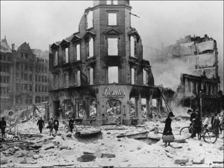 hamburg in ww2