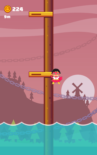 Run Ryan Rescue - screenshot