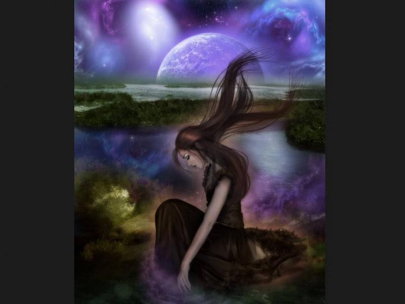 Girl Of Magical Sunrise, Fairies 1