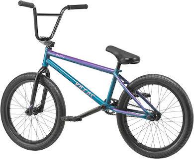 "Radio 2019 Valac 20"" Complete BMX Bike 20.75"" TT Cyan Purple Fade alternate image 7"