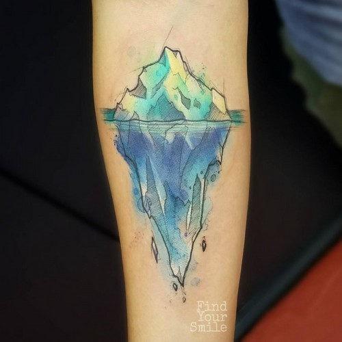 esta_brilhante_iceberg_tatuagem