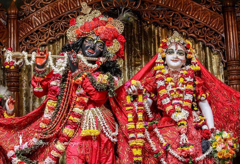 ISKCON Mayapur Deity Darshan 06 Jan 2015 (31)