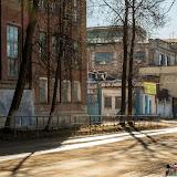 Ясногорский машиностроительный завод когда-то, совсем недавно - ЗАО «Русская горно-насосная компания», сейчас - просто заводская территория...