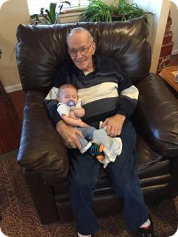 Henry & Grandpa