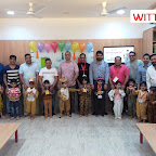 Fun with Daddy by Nursery Section at Witty World, Bangur Nagar (2017 - 18)