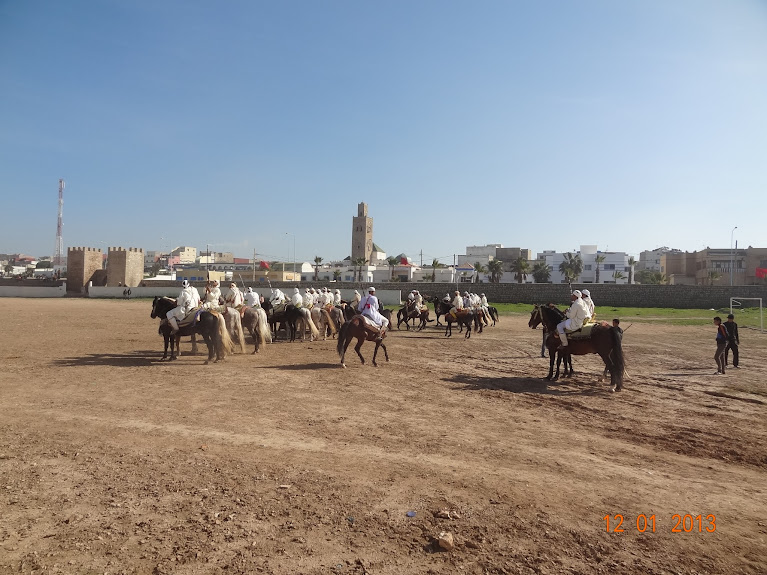 marrocos - Marrocos e Mauritãnia a Queimar Pneu e Gasolina DSC05431