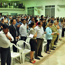 Culto Memorial Margarida Lemos