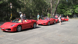 0190Prancing Horse Drive Day - On The Road