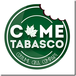 Come tabasco, consume, crea, comparte