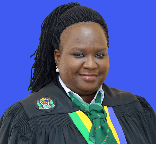 CLERK OF THE NATIONAL ASSEMBLY