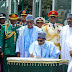 Happy Independence Day: Photos From the 58th independence day celebration at Abuja [Check Here]