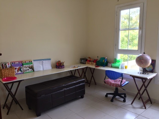 Our DIY Project Based Learing Room