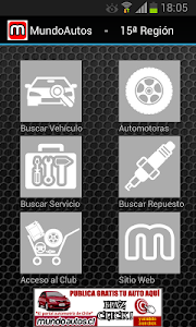 Mundo Autos screenshot 0
