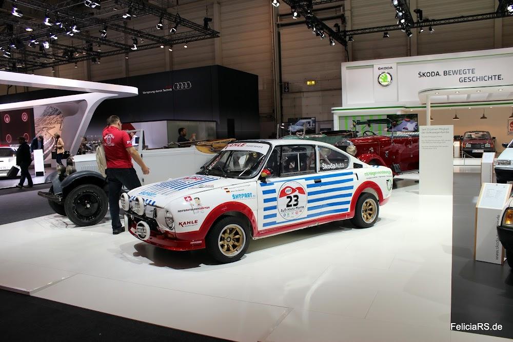 Škoda 130RS Rallyewagen