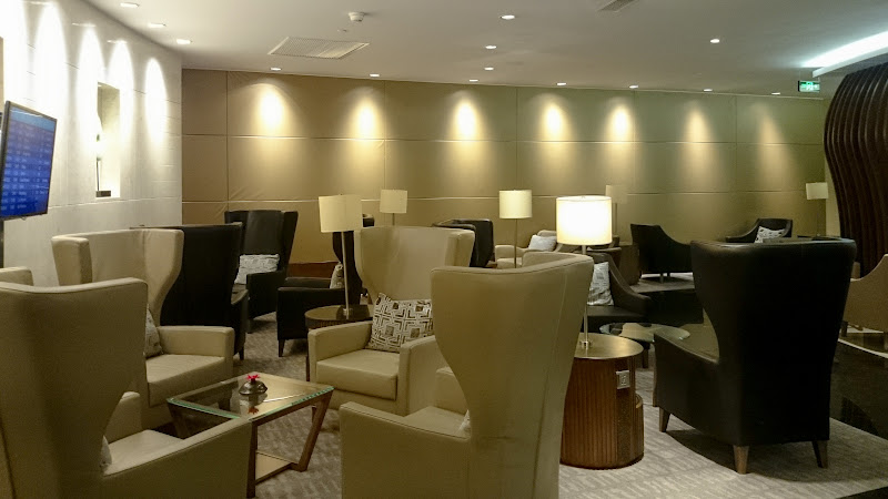 PVG%252520SIN 10 - REVIEW - Air China First Class Lounge, Shanghai PVG