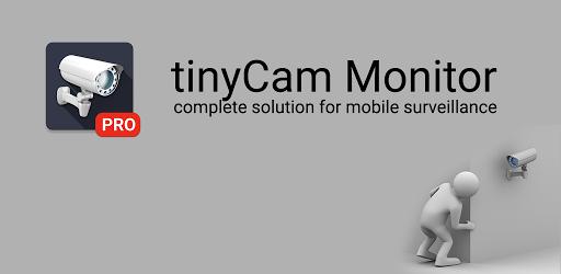 tinyCam Monitor PRO Imagen do Aplicativo