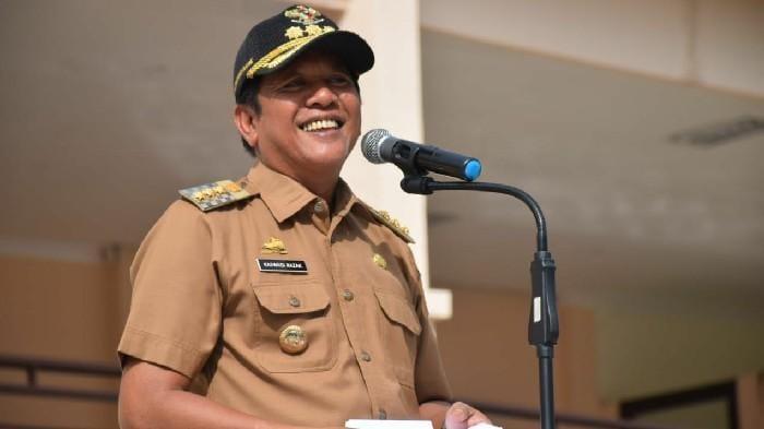Bupati Soppeng Resmikan SPBU, Awal Berdinas Setelah Cuti  Tahapan Pilkada