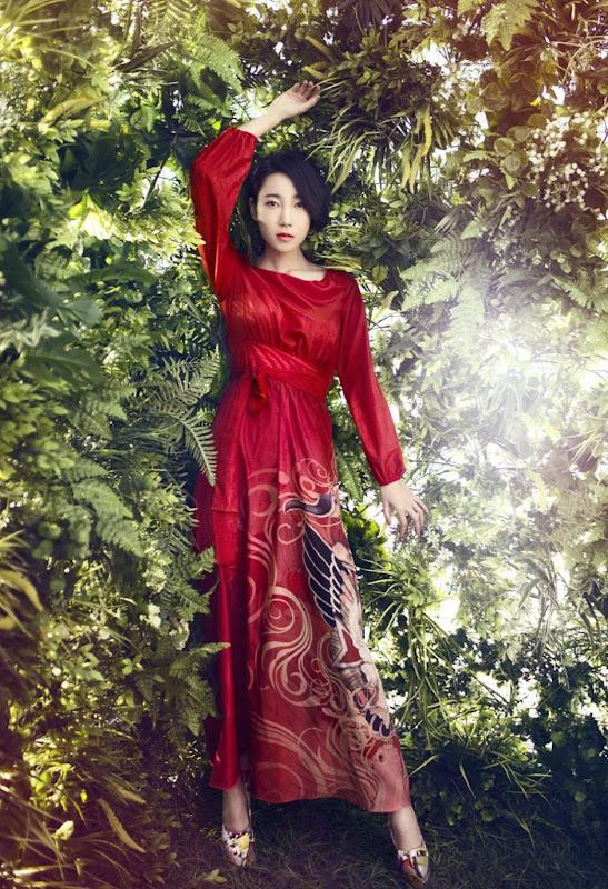 Zhang Qiyan China Actor