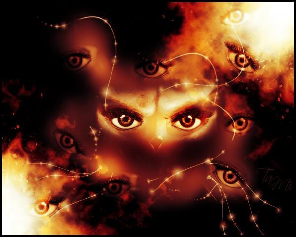 Horror By Tamilia, Evil Creatures 2