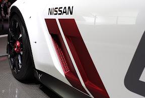Nissan IDx Nismo Side Vents