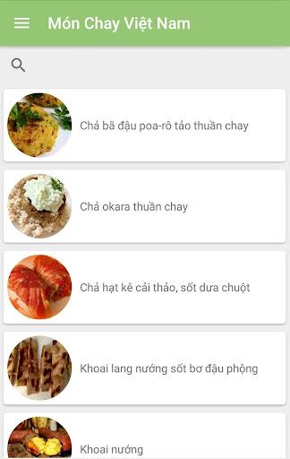玩免費遊戲APP|下載Công thức món chay Việt Nam app不用錢|硬是要APP