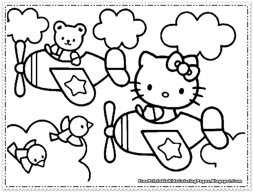 how to draw hello kitty full body