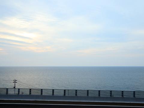 名鉄バス「名古屋~新潟線」 2801 車窓 その4