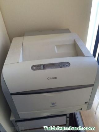 Cách tải phần mềm máy in Canon i-SENSYS LBP5970 – cách cấu hình