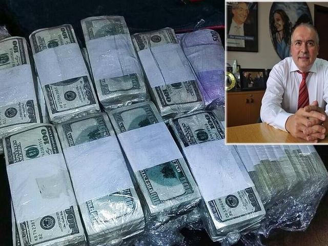 Detienen al ex vice de De Vido cuando ocultaba bolsas con dólares en un convento