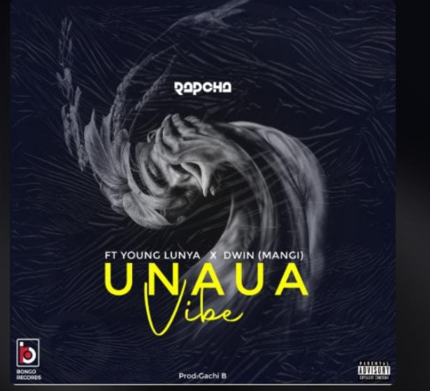 Audio : Rapcha ft Young lunya & Dwin (Mangi) - Unaua Vibe|| Download Mp3