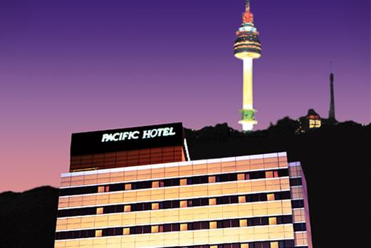 パシフィックホテル ※イメージ