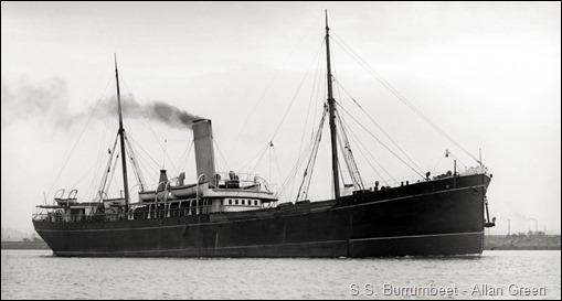 burrambeet steamer