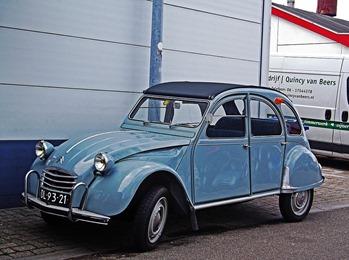 Citroën 1966 2 CV AZAM