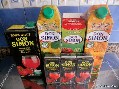 Zumos Don Simón