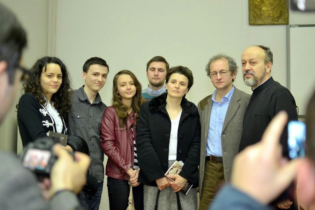 Conferinta Despre martiri cu Dan Puric, FTOUB 241