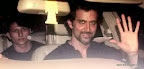 Hrithik Roshan at SRK Edi Party 2013. pic/ yogen shah
