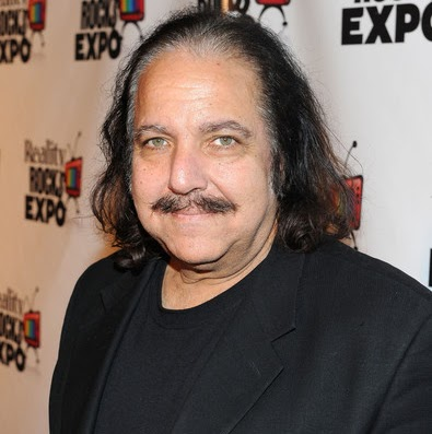 The 64-year old son of father (?) and mother(?), 168 cm tall Ron Jeremy in 2017 photo