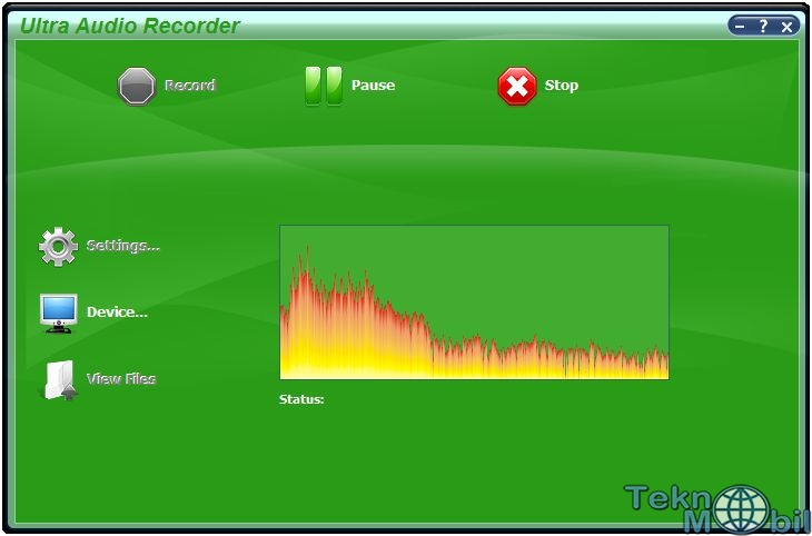 Ultra Audio Recorder v7.4.4.278 Full