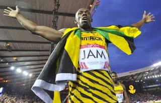 JO de Rio : Usain Bolt remporte sa 9ème médaille d'or olympique et réalise son triple triplé.