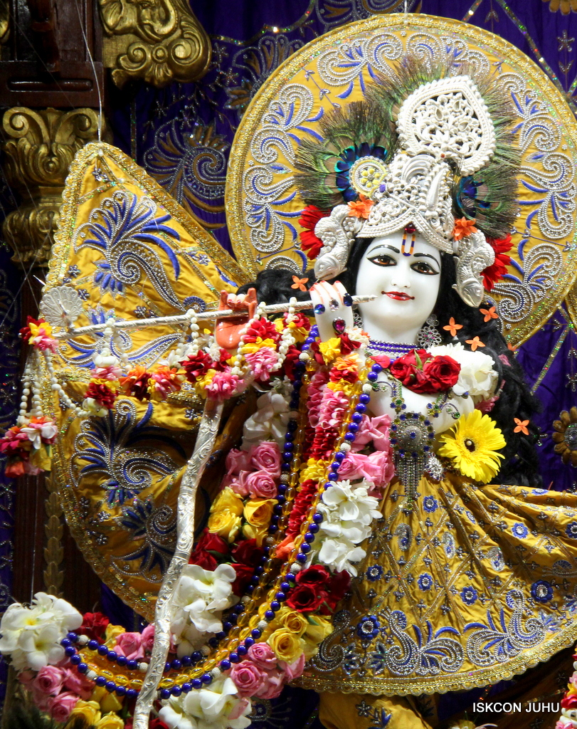 ISKCON Juhu Sringar Deity Darshan on 7th Sep 2016 (62)