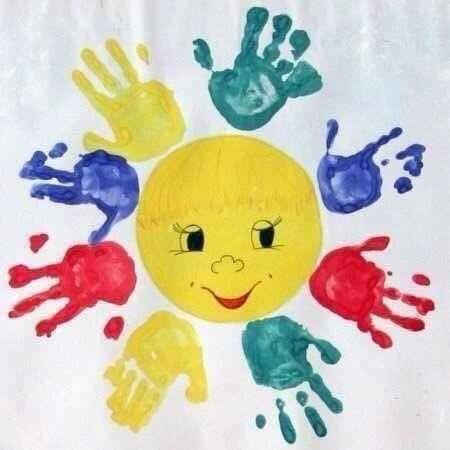 Conhecido Nosso Espaço da Educação: Atividades com tinta guache. ET84