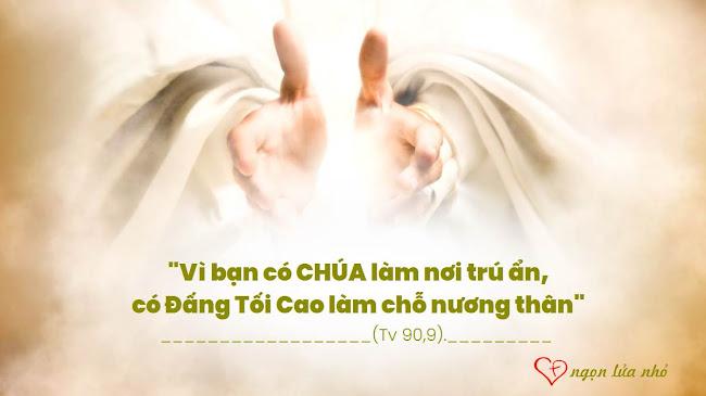 Đoạn Kinh Thánh gợi ý khi GẶP NGUY HIỂM