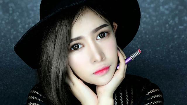 5 Blogger Tercantik Di Indonesia - Stella Lee