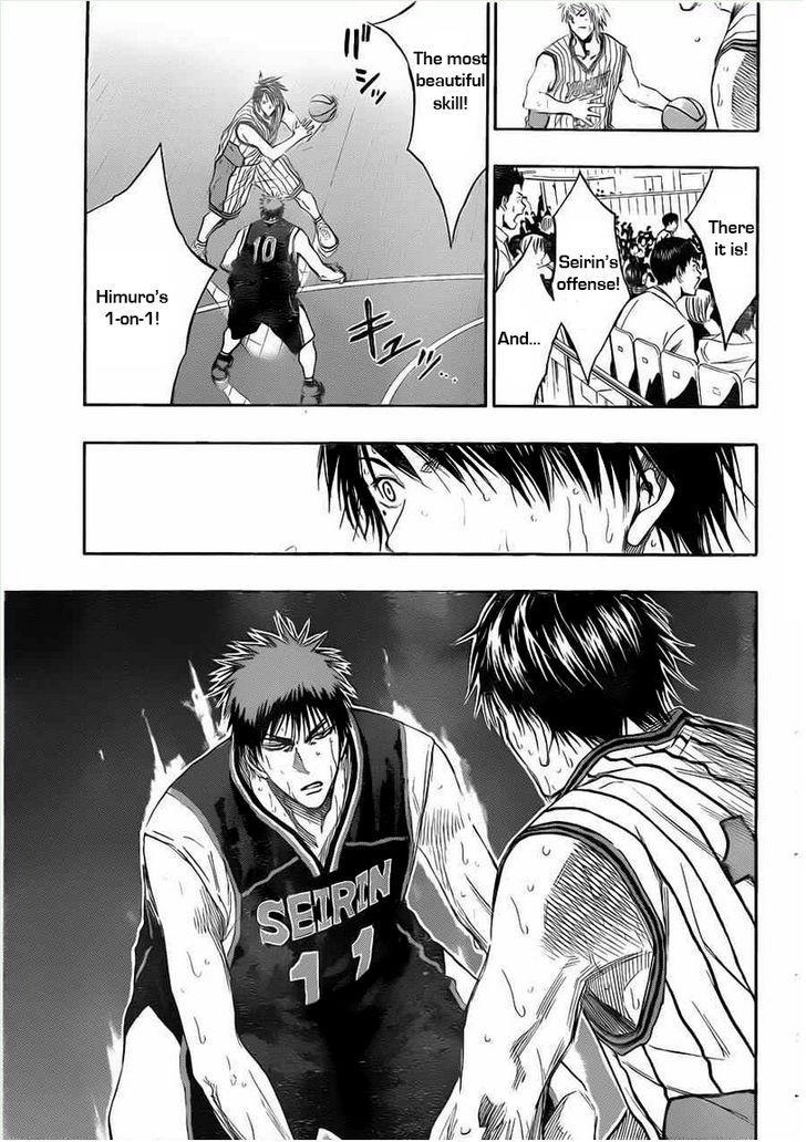 Kuroko no Basket Manga Chapter 153 - Image 11