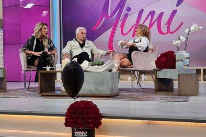 Alejandra Guzmàn y Alberto Ciurana contagian Covid en TV Azteca