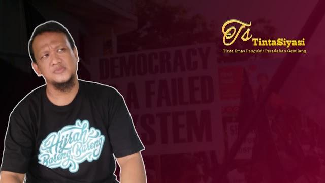 Jurnalis: Standar Demokrasi Tidak Benar