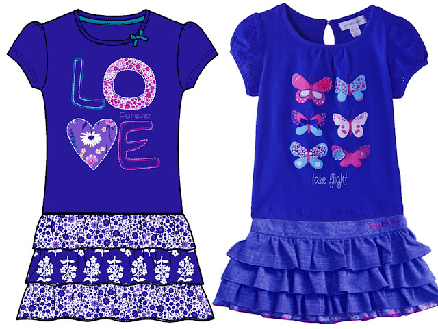 Kids Girls Fashion Dress