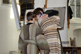 Photo: Jacobus en Johannes komen erbij