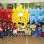 Show and Tell Colours WKSN (Playgroup) 29/09/2015